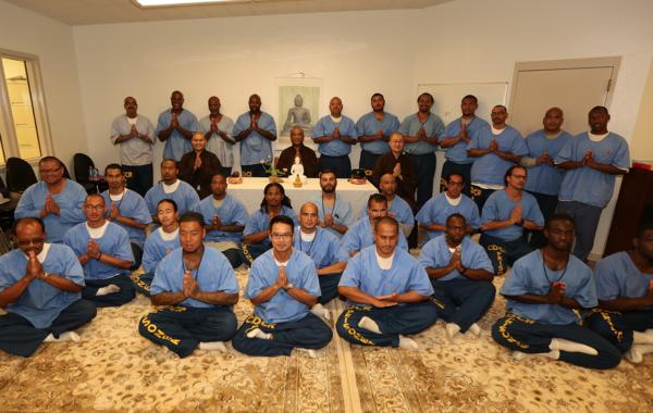 Wasco State Prison ( Wasco Karuna Sangha)